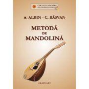 Metoda de mandolina - A. Albin