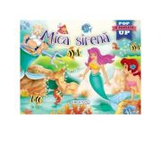 Mica sirena. Carte pop-up - Hans Christian Andersen