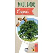 Micul biolog. Copaci - Anita van Saan