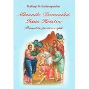 Minunile Domnului Iisus Hristos- Carte color pentru copii - Kalliopi G. Iordanopoulou