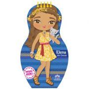 Papusa Elena din Grecia. Mini Miki