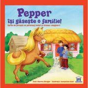Pepper isi gaseste o familie! - Sharon Streger