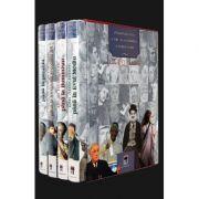 Personalitati care au schimbat istoria lumii. Set 4 volume - Larousse