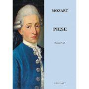 Piese pentru pian - Mozart