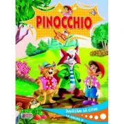 Pinocchio (Invatam sa citim la grupa zero)