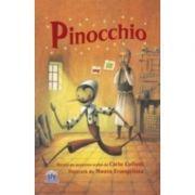 Pinocchio. Adaptare dupa Carlo Collodi. Ilustrata de Mauro Evangelista