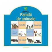 Pliante educative - Familii de animale
