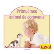 Pliante educative - Primul meu animal de companie