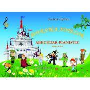 Povestea notelor. Abecedar pianistic - Octavia Popescu