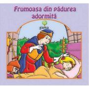 Carti pliante mari - Frumoasa din padurea adormita
