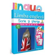 Scrie si sterge! Limba engleza. Beginner