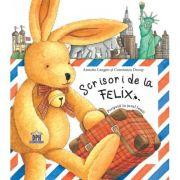 Scrisori de la Felix - Annette Langen. Ilustratii de Constanza Droop