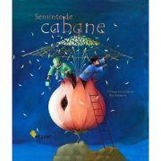Seminte de Cabane - Philippe Lechermeier
