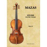 Studii pentru vioara. Opus 36 - Mazas