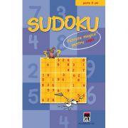 Sudoku peste 8 ani