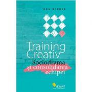 Training creativ - Ron Wiener