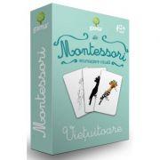 Vietuitoare. Carti de joc Montessori
