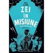 Zei in misiune - Maz Evans