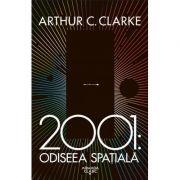 2001: Odiseea spatiala - Arthur C. Clarke (Editia 2019)