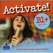 Activate! B1+ Class CD 1-2 - Carolyn Barraclough