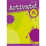 Activate! B1 Teacher's Book Paperback - Clare Walsh
