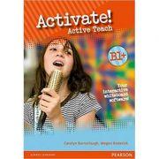 Activate! B1 Teachers Active Teach. Multimedia CD - Carolyn Barraclough