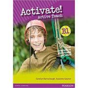 Activate! B1 Teachers Active Teach CD
