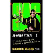 Al-Qaida Ataca 1 - SAS 106 (editie pe hartie de ziar) - Gerard de Villiers