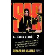 Al-Qaida Ataca 2 - SAS 107 (editie pe hartie de ziar) - Gerard de Villiers