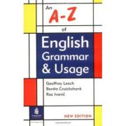 An A-Z of English Grammar and Usage - Geoffrey Leech