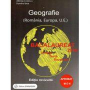 Bacalaureat Geografie 2019 - Sinteze, Teste, Rezolvari - Romania, Europa, Uniunea Europeana (Editie, revizuita) - Ed. Gimnasium