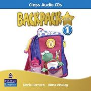 Backpack Gold 1 Class Audio CDs - Diane Pinkley