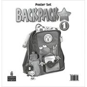 Backpack Gold 1 Posters New Edition - Diane Pinkley