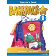 Backpack Gold 1 Teacher's Book New Edition - Mario Herrera