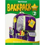 Backpack Gold 2 Workbook and CD pack - Herrera Mario
