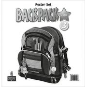 Backpack Gold 3 Posters New Edition Poster - Diane Pinkley