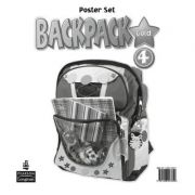 Backpack Gold 4 posters