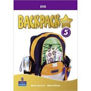 Backpack Gold 5 DVD New Edition - Mario Herrera