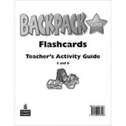 Backpack Gold 5 to 6 Flashcards New Edition
