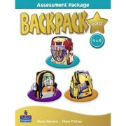 Backpack Gold Assessment Book 4 to 6 Assessment Package - Diane Pinkley