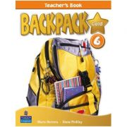 Backpack Gold Level 6 Teacher's Book - Diane Pinkley
