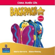 Backpack Gold Starter Class Audio CD New Edition - Diane Pinkley