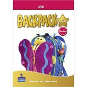 Backpack Gold Starter DVD New Edition - Mario Herrera