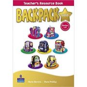 Backpack Gold Starter to Level 6 Teacher's Resource Book New Edition - Mario Herrera