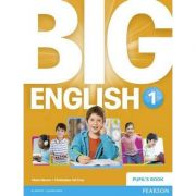 Big English 1 Pupils Book stand alone - Mario Herrera