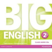 Big English 2 Class CD - Mario Herrera
