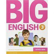 Big English 3 Activity Book - Mario Herrera