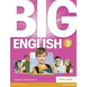 Big English 3 Pupils Book stand alone - Mario Herrera