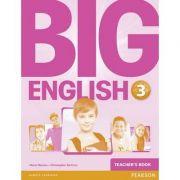 Big English 3 Teacher's Book - Mario Herrera