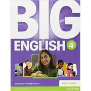 Big English 4 Pupils Book stand alone - Mario Herrera